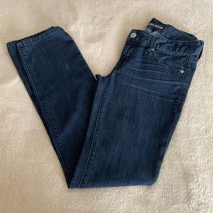 "Express ""Stella"" Low Rise Skinny Jeans - Size 4"